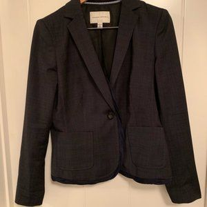 Banana Republic Charcoal-Grey Four Piece Suit 14